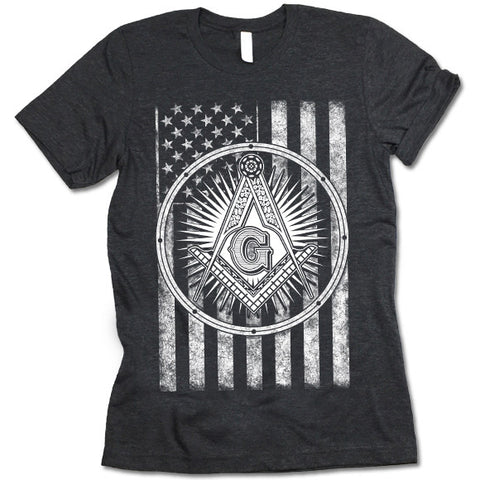 American Freemasons T Shirt