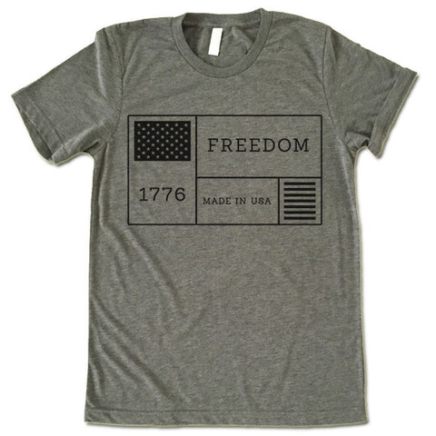 Freedom USA 1776 T Shirt
