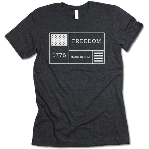 Freedom USA 1776 Shirt