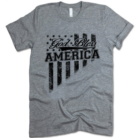 God Bless America T Shirt