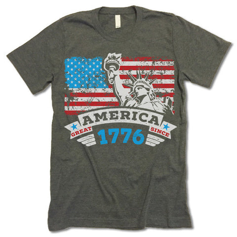 Great America Since 1776 Shirt
