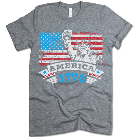 Great America Since 1776 T Shirt