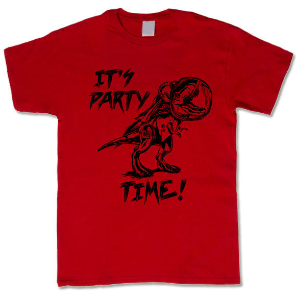 It's Party Time T Shirt