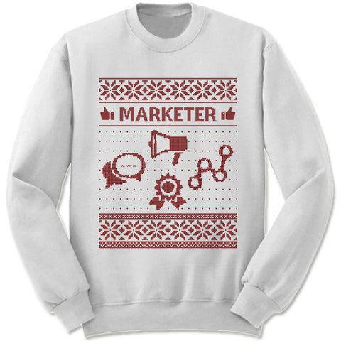 Marketer Sweatshirt
