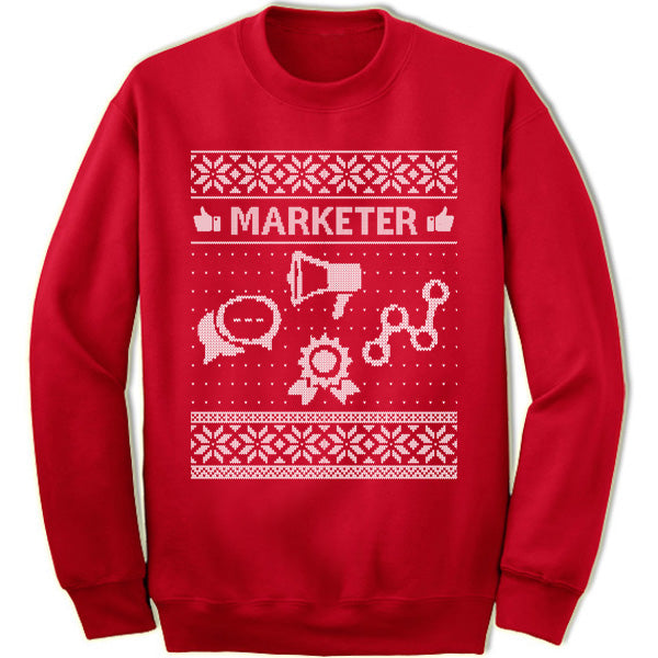Marketer Sweater