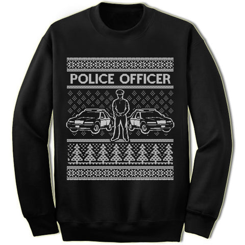 Police Officer Sweater