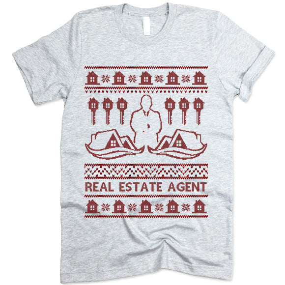 Real Estate Agent Shirt