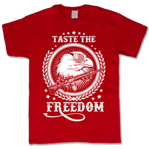 Taste The Freedom T-Shirt