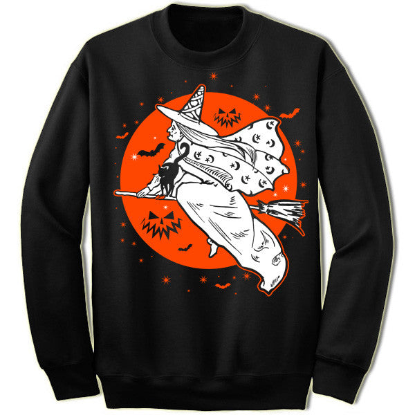 The Witches Moon Sweatshirt
