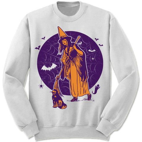 The Witches Broom Sweatshirt