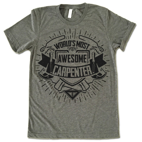 Carpenter T Shirt