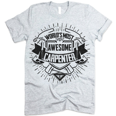Carpenter T Shirts