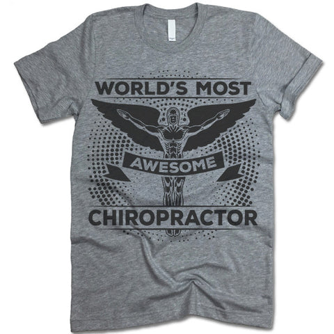 World's Most Awesome Chiropractor