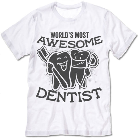 dentist t shirts