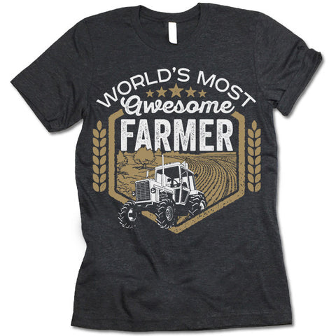 Awesome Farmer T-Shirt