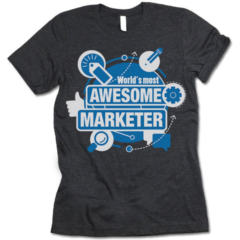 Marketer shirt
