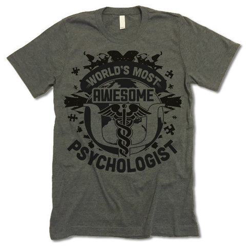 Awesome Psychologist T-Shirt