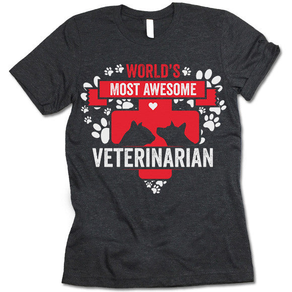 Veterinarian T Shirts