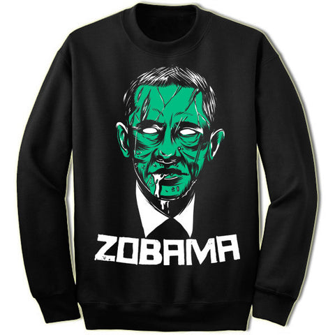 Zobama Obama Sweatshirt