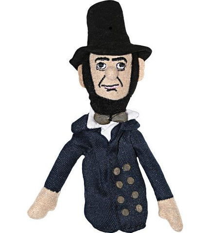 Abraham Lincoln - Magnetic Personalities - Unemployed Philosophers Guild - Jules Enchanting Gifts