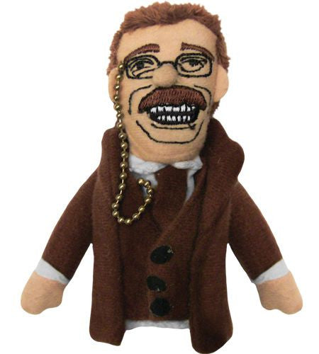 Theodore Roosevelt - Magnetic Personalities - Unemployed Philosophers Guild - Jules Enchanting Gifts