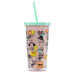Catspresso Yourself Drink Tumbler