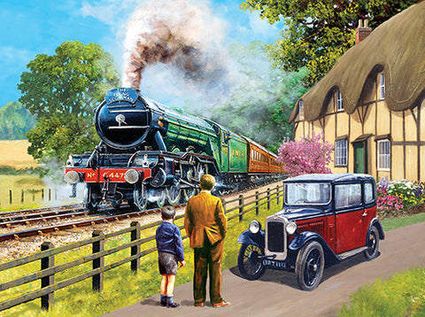 Puzzle - The Flying Scotsman 1000 Pieces