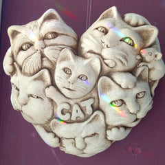 For the Love of Cats - Carruth Studio
