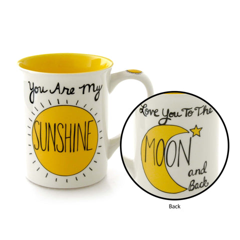 You are My Sunshine Mug - Our Name is Mud - Jules Enchanting Gifts