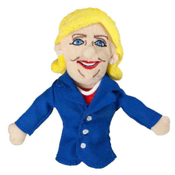 Hillary Clinton - Magnetic Personalities - Unemployed Philosophers Guild - Jules Enchanting Gifts