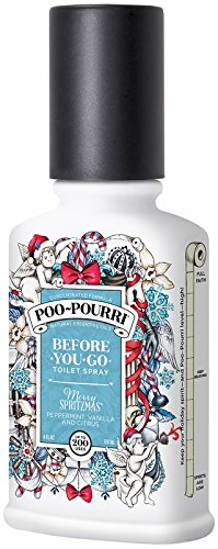 Poo Pourri - Merry Spritzmas 4oz Bottle