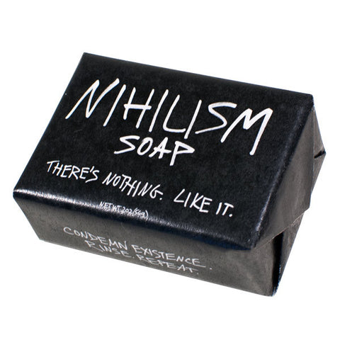 Nihilism Soap - Unemployed Philosophers Guild - Jules Enchanting Gifts