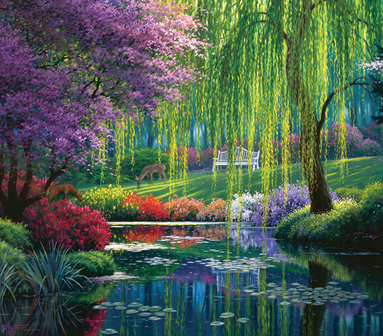 Puzzle - Willow Pond 300 Pieces