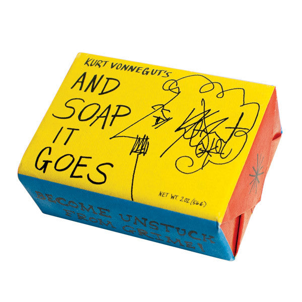 Kurt Vonnegut's - And Soap it Goes