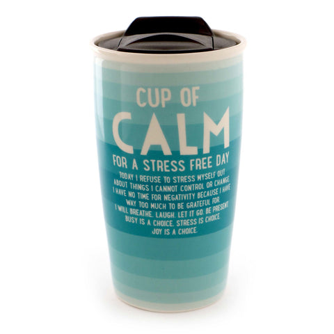 Cup of Calm Travel Mug
