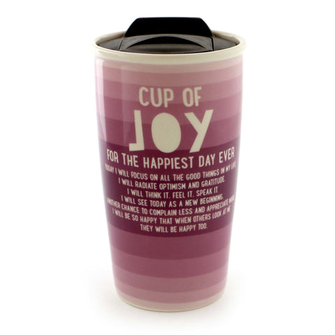 Cup of Joy Travel Mug