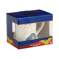 Wonder Woman Girl Power Mug