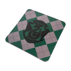 Slytherin Crest Mug & Coaster Set