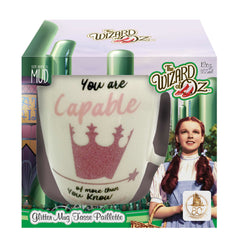 Wizard of Oz Glinda Glitter Mug