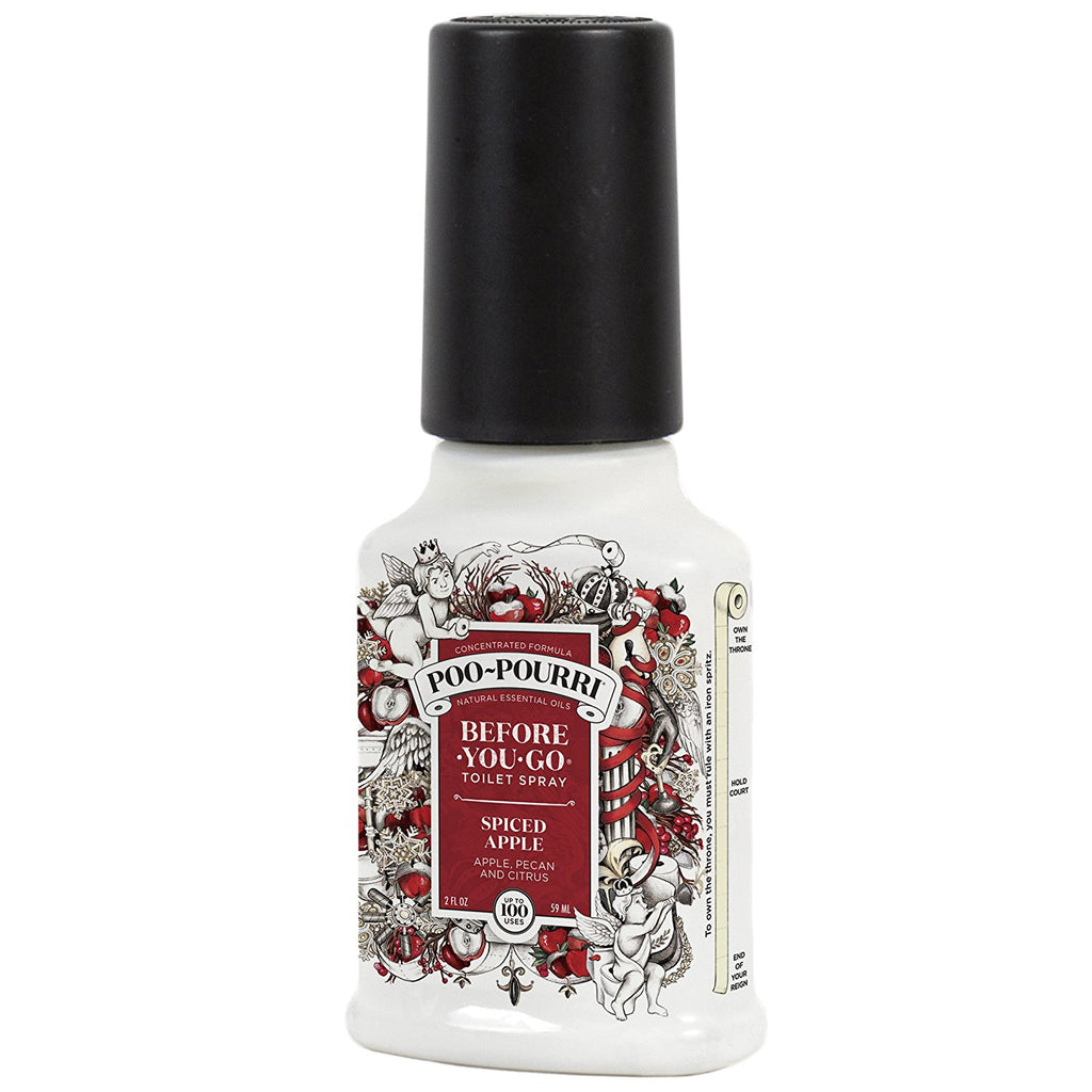 Poo Pourri - Spiced Apple 4oz Bottle