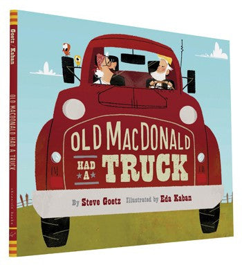 Old MacDonald Had a Truck - Hachette Book Group - Jules Enchanting Gifts