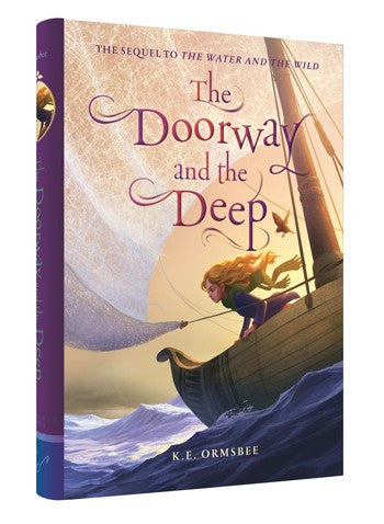 The Doorway and the Deep - Hachette Book Group - Jules Enchanting Gifts