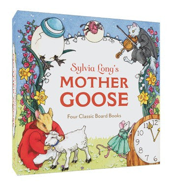 Sylvia Long's Mother Goose - Hachette Book Group - Jules Enchanting Gifts