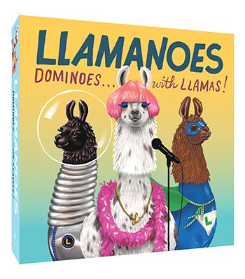 Llamanoes - Dominoes . . . with Llamas!