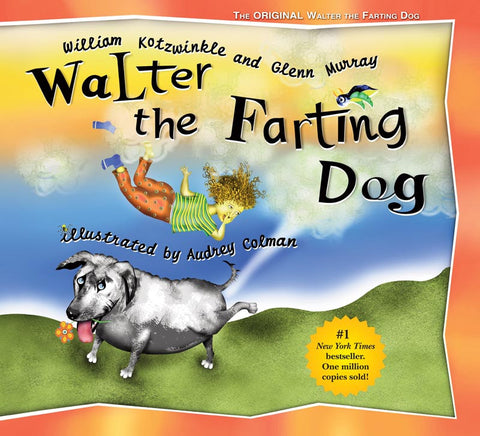 Walter the Farting Dog - Random House - Jules Enchanting Gifts