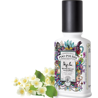 Poo Pourri - Deja' Poo 4oz Bottle - Poo-Pourri - Jules Enchanting Gifts