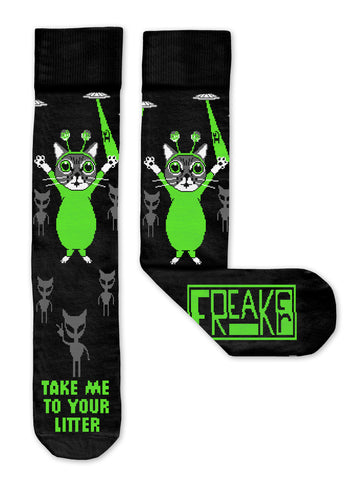 Take me to Your Litter - Freaker Feet USA