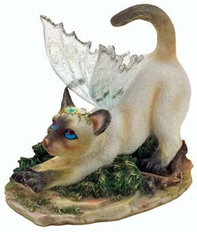 Faerie Glen Cat - Dutchess - Munro Gifts - Jules Enchanting Gifts