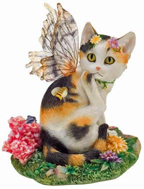 Faerie Glen Cat - Tessa - Munro Gifts - Jules Enchanting Gifts