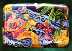 Wallet - Mermaid Sea Goddess by Laurel Burch